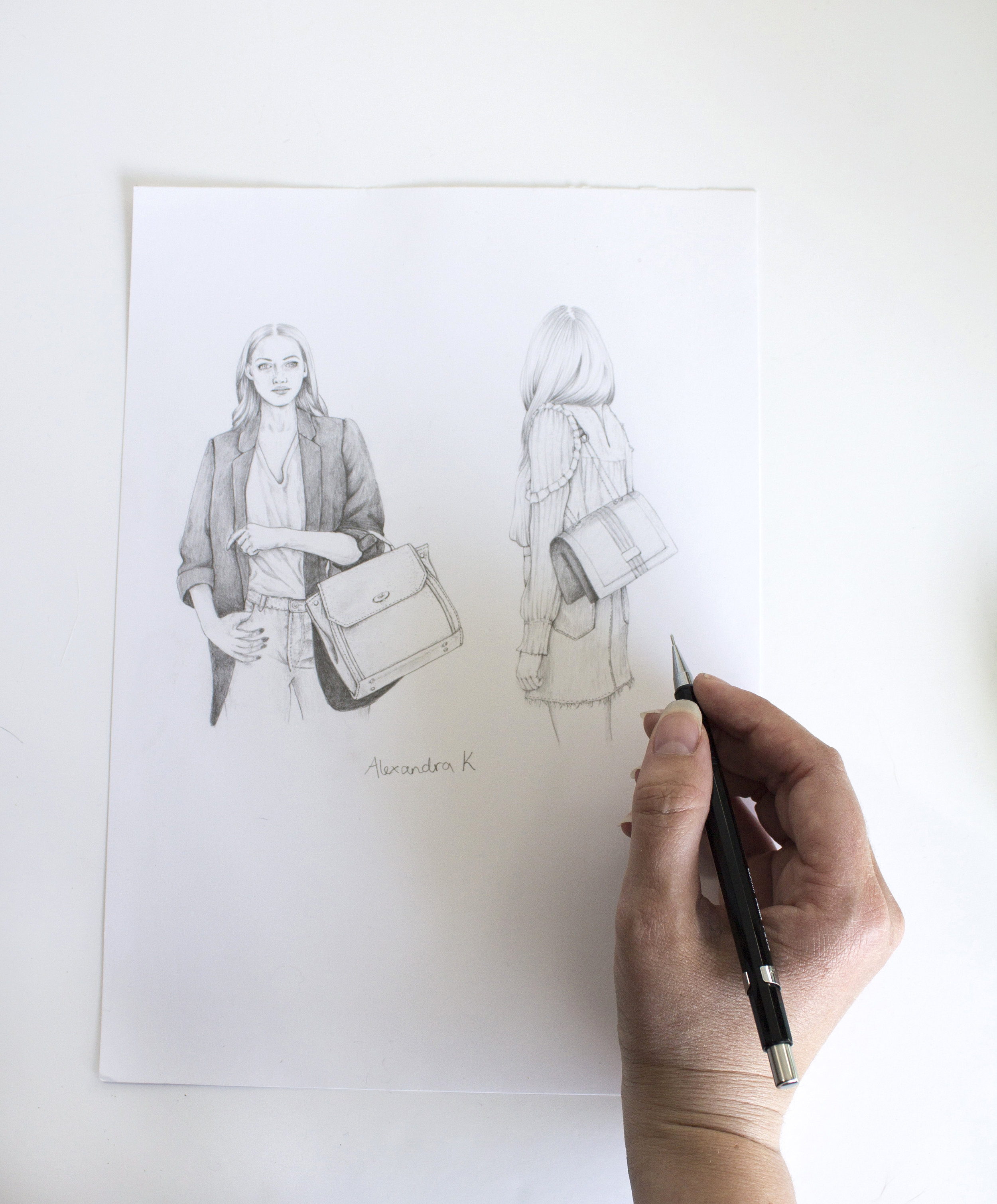 BEGINNER ILLUSTRATION TUITION (ONE-TO-ONE)