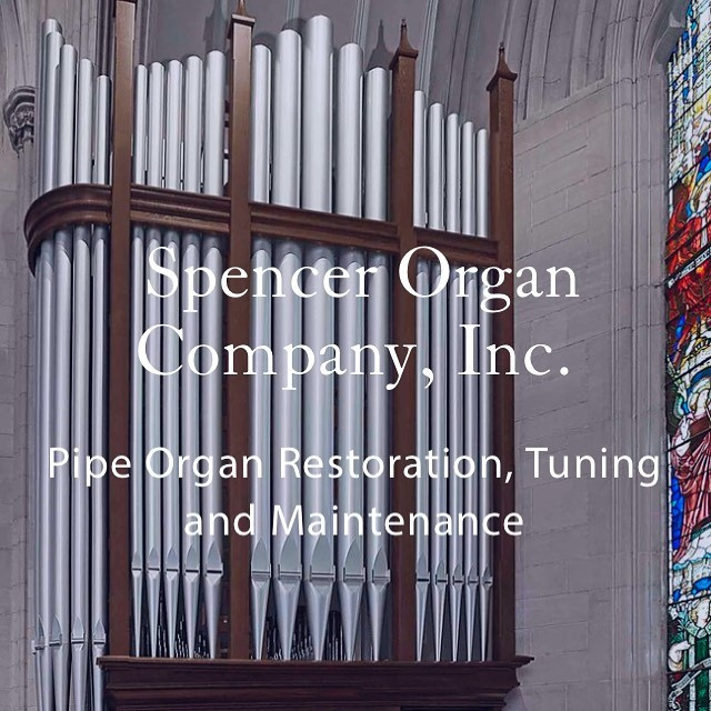 Spencer Organ Company is proud to announce that we have a new website!!! Check it out. Follow us on instagram and like us on Facebook.  Thank you @kerryathompson for you wonderful creative work on our site.