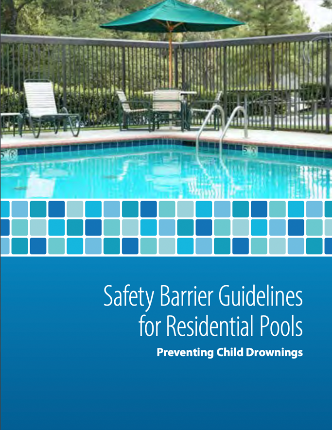 Important certification information for dwellings with pools or hot tubs. - If your rental dwelling has a pool, spa or hot tub, it will need to meet criteria set forth in the Safety Barrier Guidelines for Residential Pools prior to receiving a Dwell Safe® Family Certified endorsement. While we believe all Dwell Safe® Basic Certified properties should meet these standards as well, we will not endorse children 12 years and under occupying a dwelling that doesn't meet these standards for pools and hot tubs.