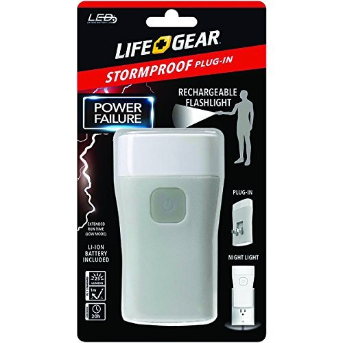 Life Gear Flashlight