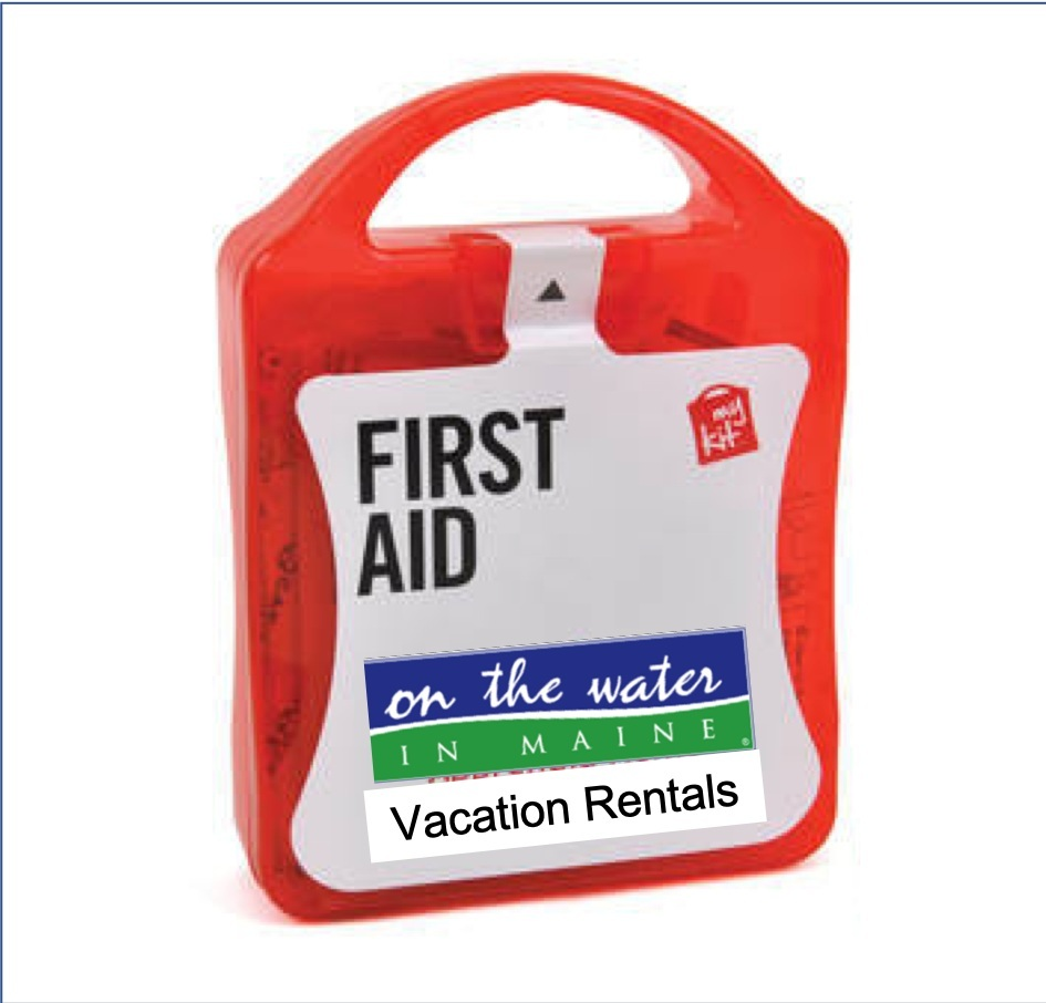Vacation Rental First Aid Kits