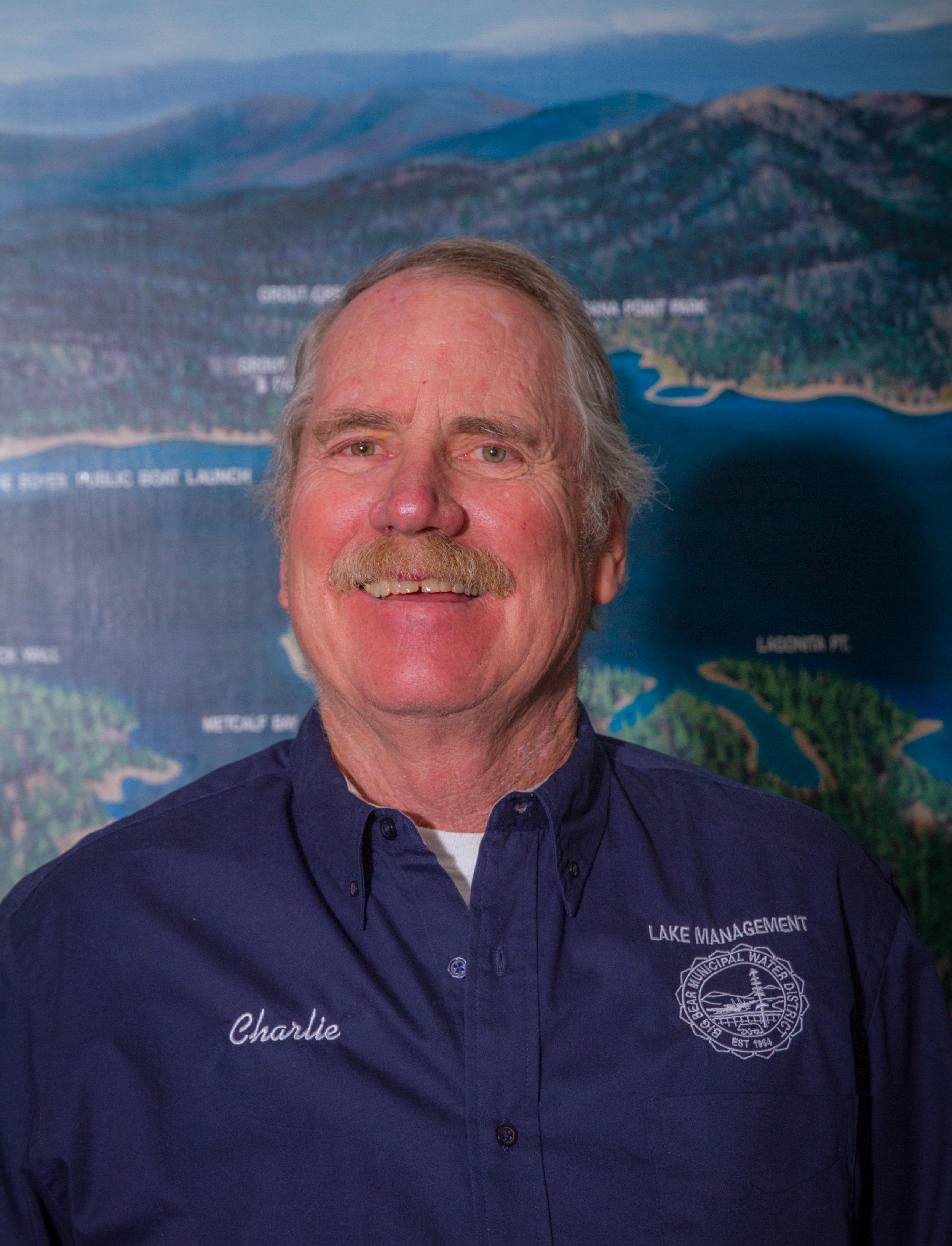 Charlie Brewster: Vice President - Division 3