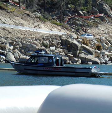 Lake Patrol Seasonal Staff