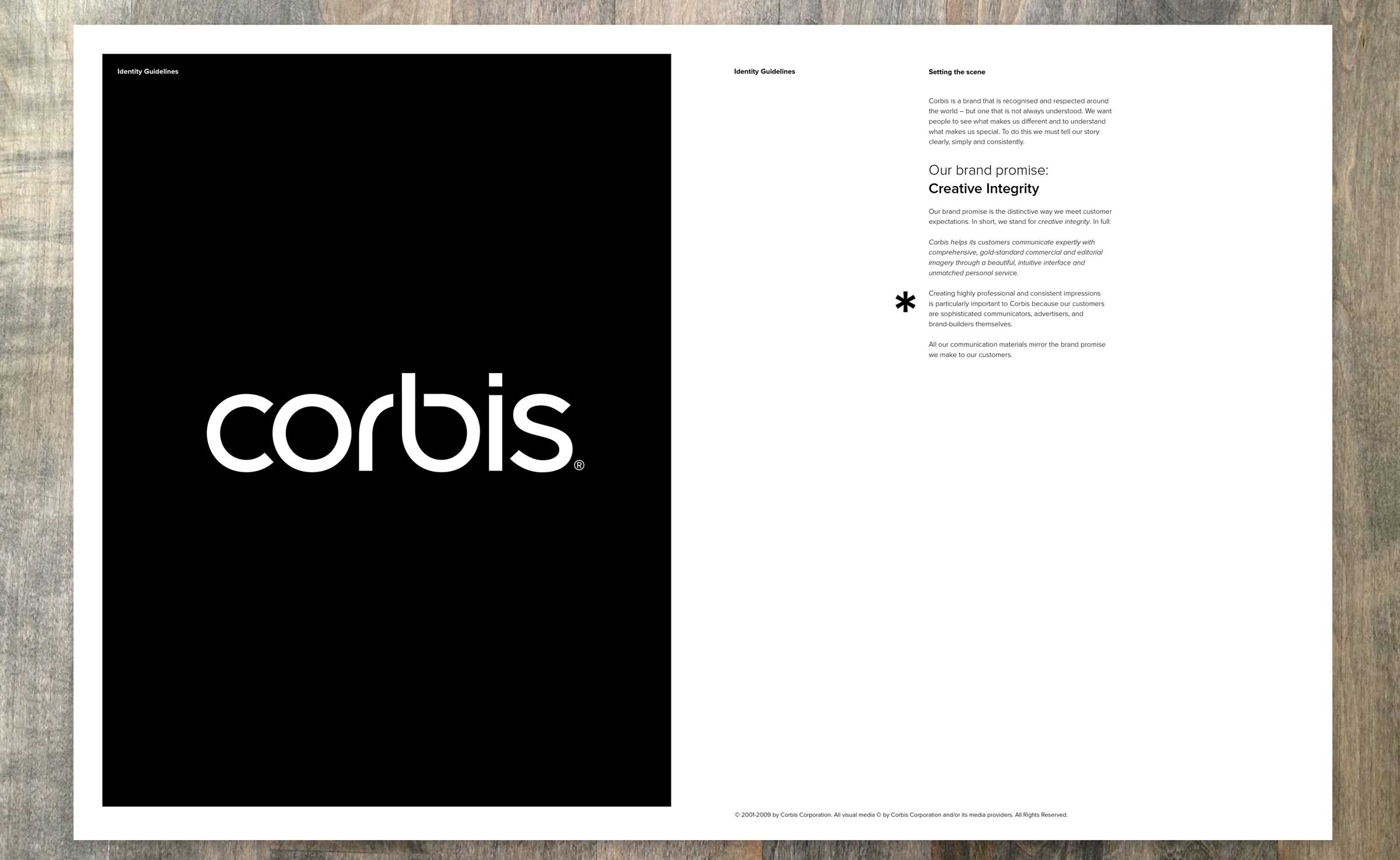 The Corbis Brand — Sheldon Popiel