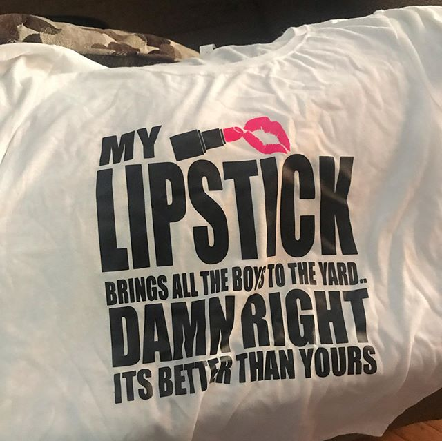 Hello clients,  So if I'm having a sale this weekend to show how much I appreciate all customers!!! I could really use your support!  In case you don't know I have started my own Vegan Cruelty Free Liquid Lipstick & T-shirt line.  Buy 2 lipsticks get 15% off -Coupon Code 15OFF Buy 3 lipsticks get 25% off -Coupon Code 25OFF Buy 4 lipsticks get 30% off -Coupon Code 30OFF  I also have a few T-shirts left for sale!  Any purchase would help!  www.VintageGlamMakeup.com