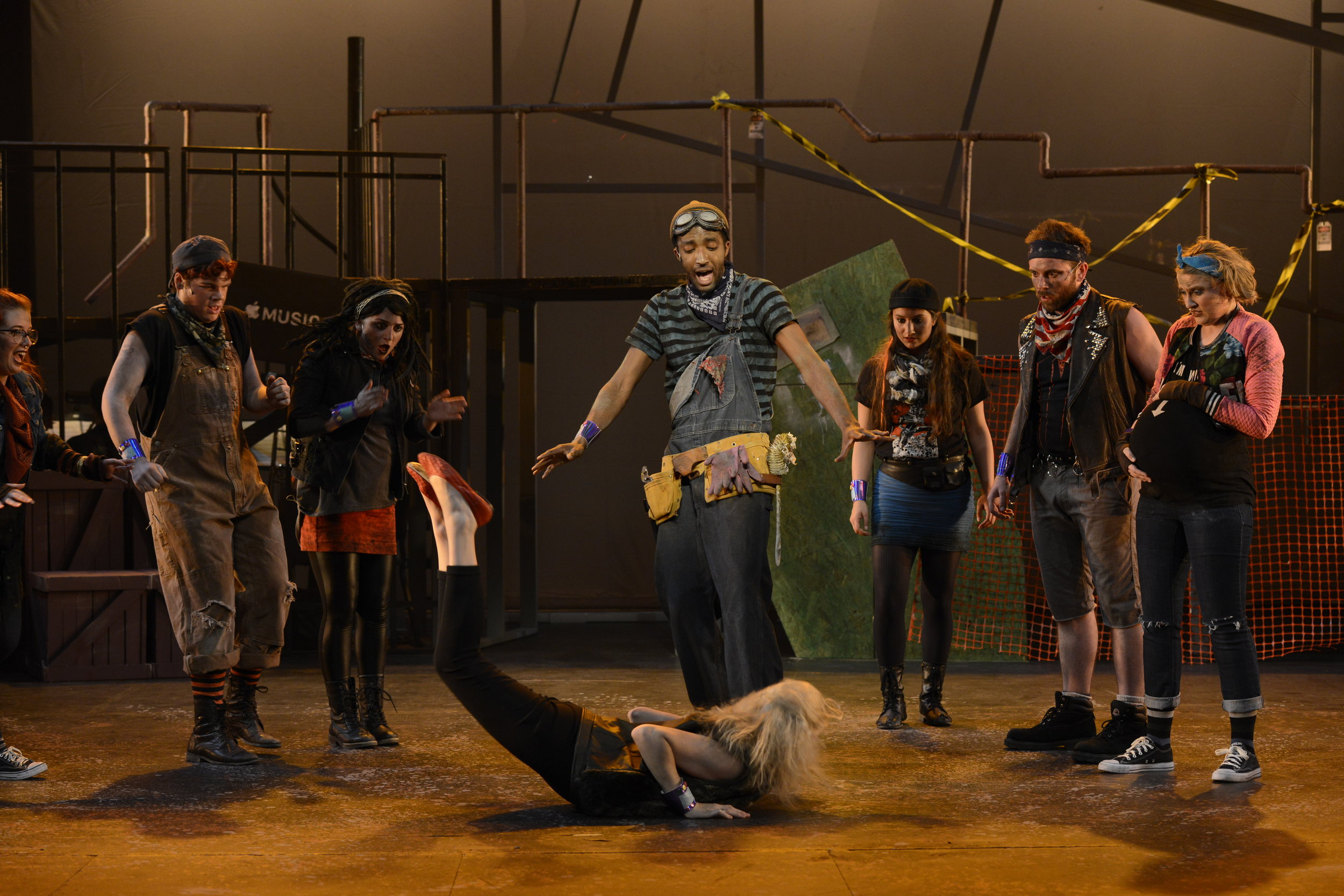 Urinetown The Musical - The Boston Conservatory