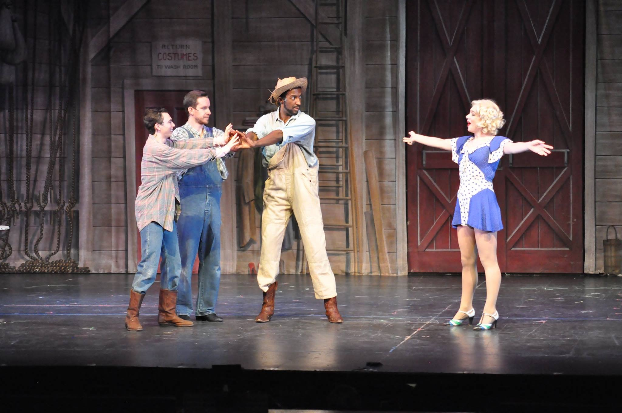 Crazy For You - Reagle Music Theatre