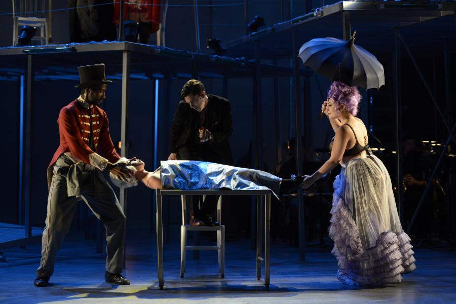 The Threepenny Opera - The Boston Conservatory