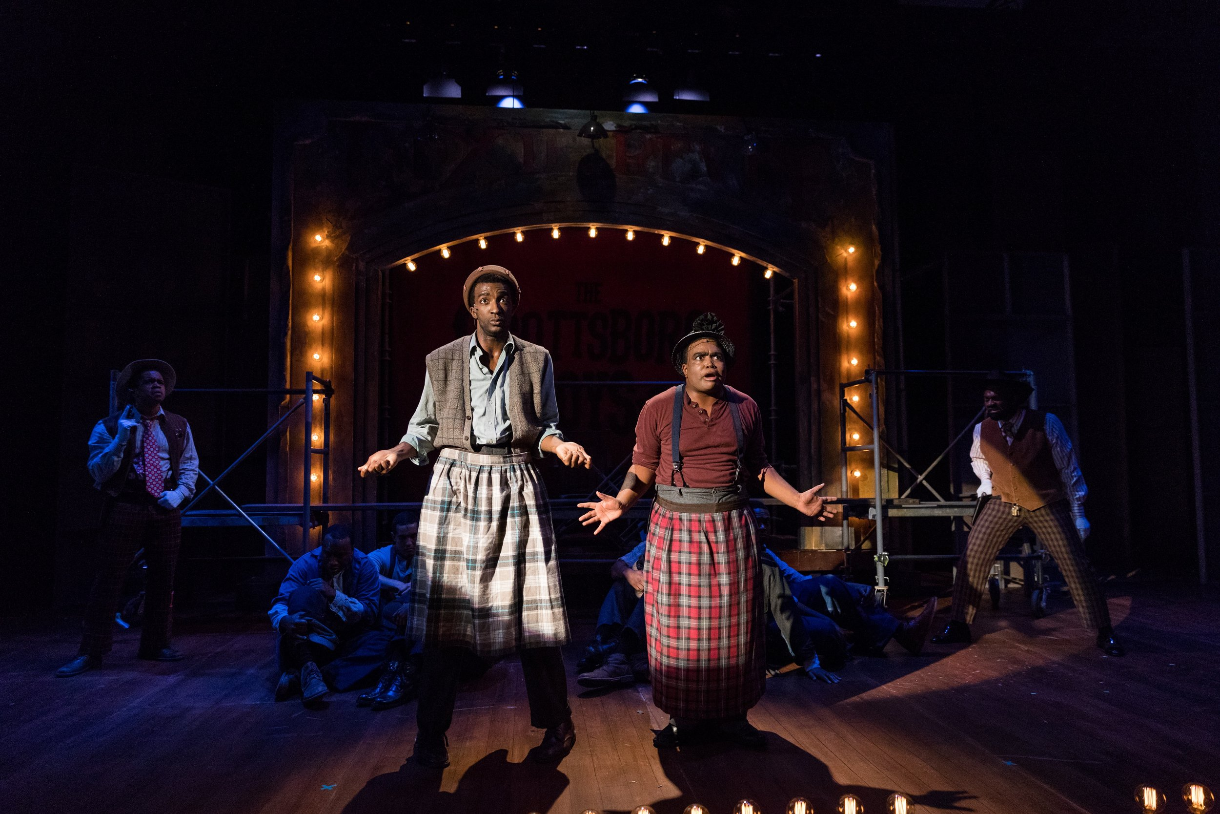 The Scottsboro Boys - SpeakEasy Stage Company