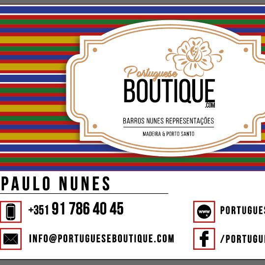 Portuguese Boutique - Representamos um conjunto de marcas e produtos portugueses na área alimentar e bebidas.A nossa missão : É Levar os Tesouros da Terra Às Pessoas no Mundo.Personalizamos os nossos produtos para empresas e particulares.