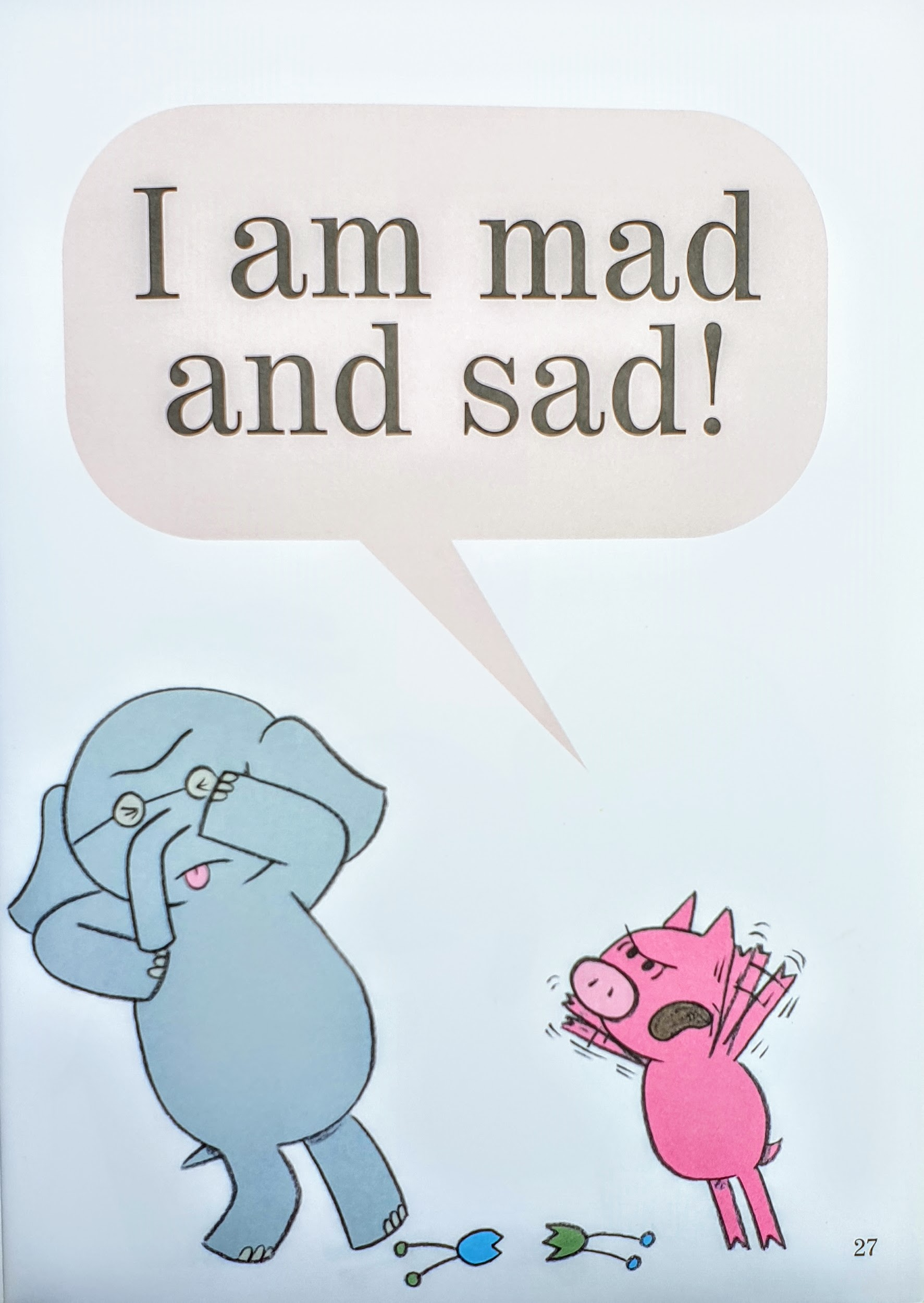 From  I Love My New Toy!  © 2008 by Mo Willems