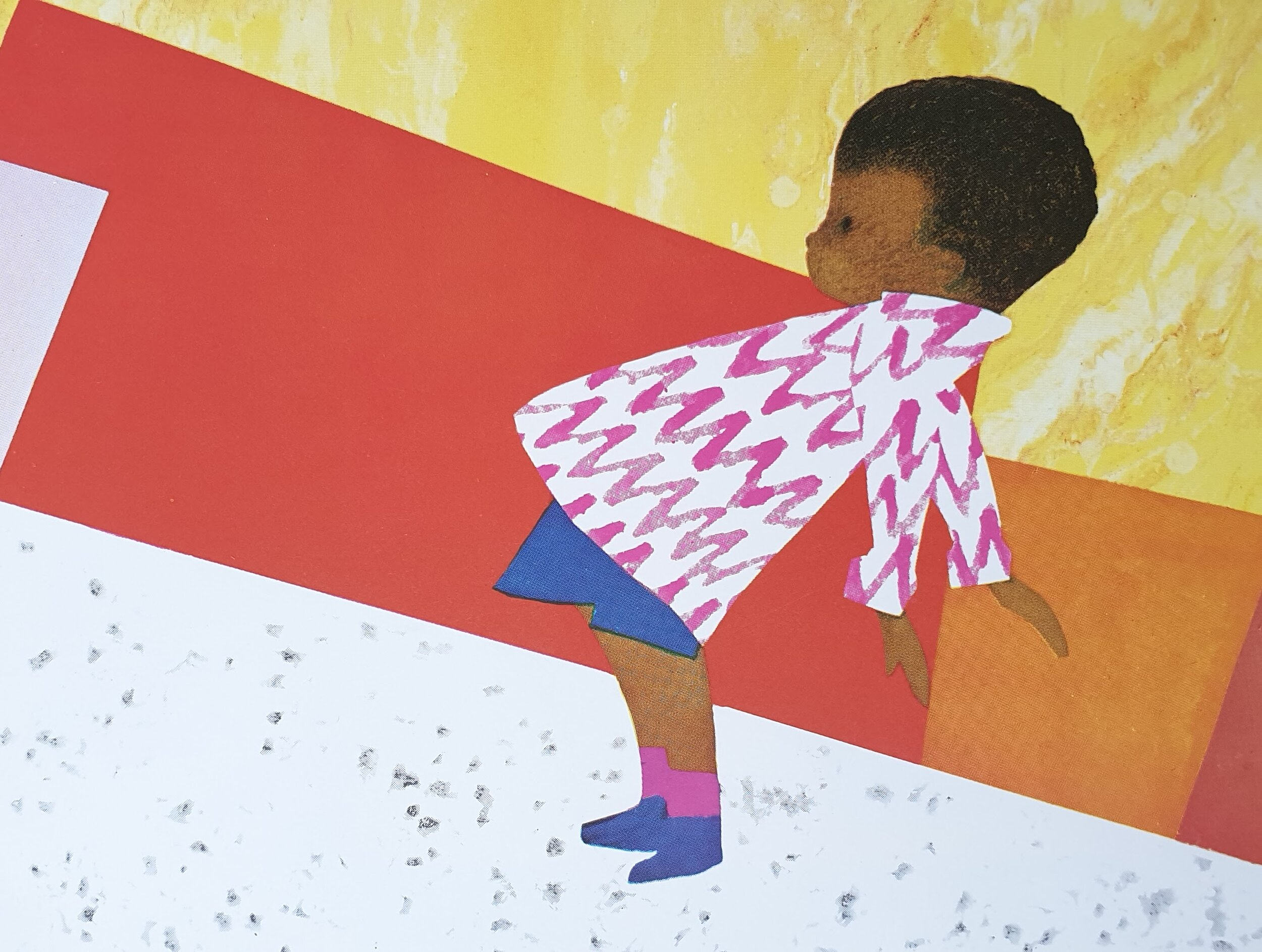 From  Whistle For Willie  (Viking 1964) © 1964 by Ezra Jack Keats