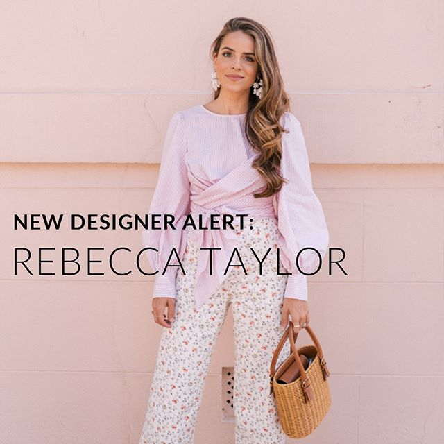 Allow us to introduce you to @rebeccataylornyc, a lifestyle brand celebrated for bold prints, plays on texture and sophisticated silhouettes with a femme-cool edge.  #RfRSubscription