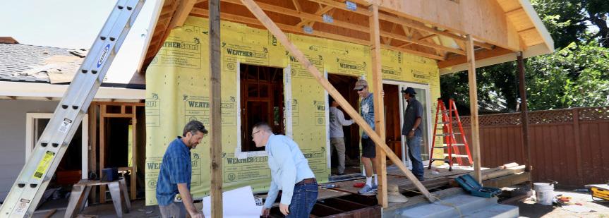 ADU construction Photo: Bay Area News Group