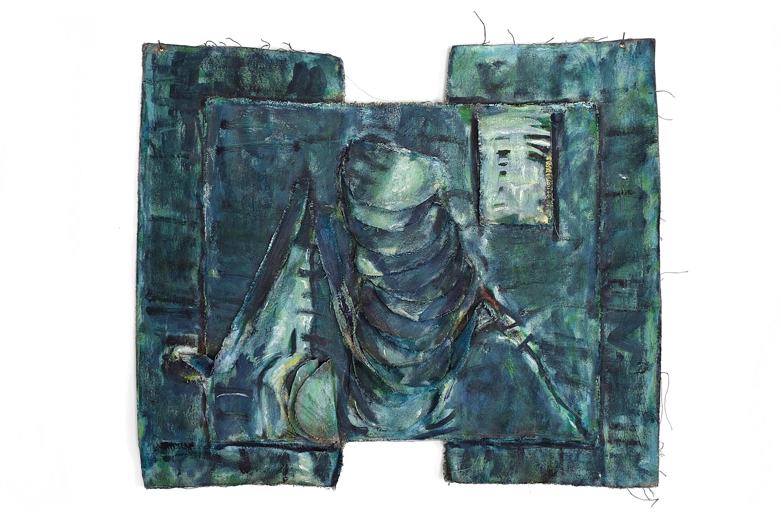 Canvas Relief, 1991