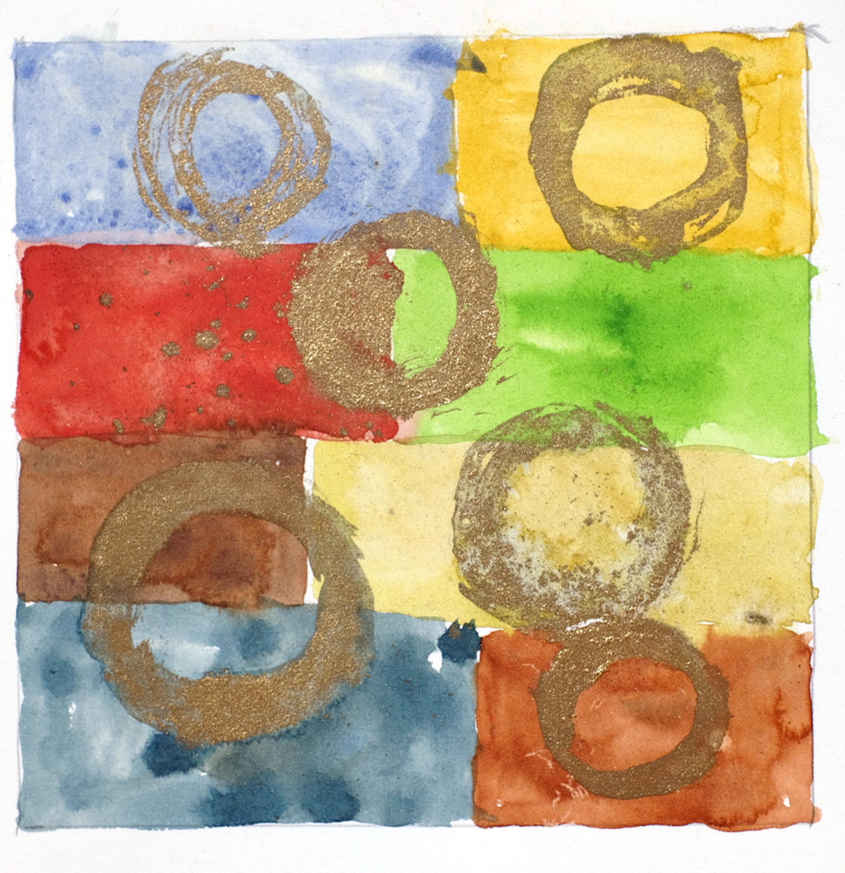 Square Series No1, 2005
