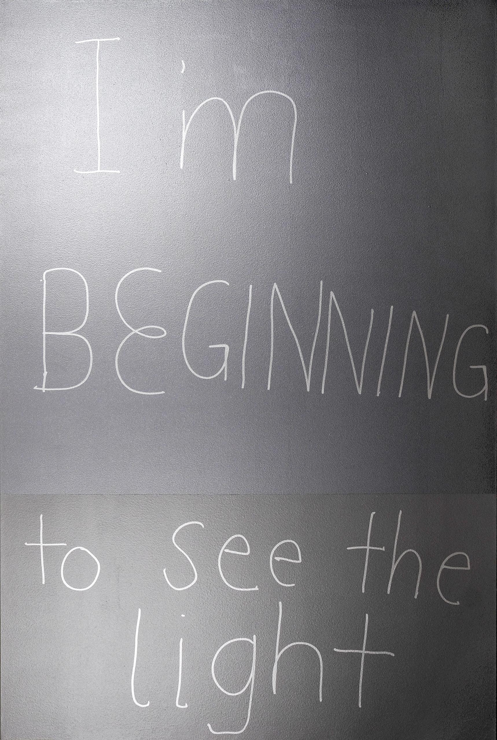 John Reynolds, I'm Beginning To See The Light