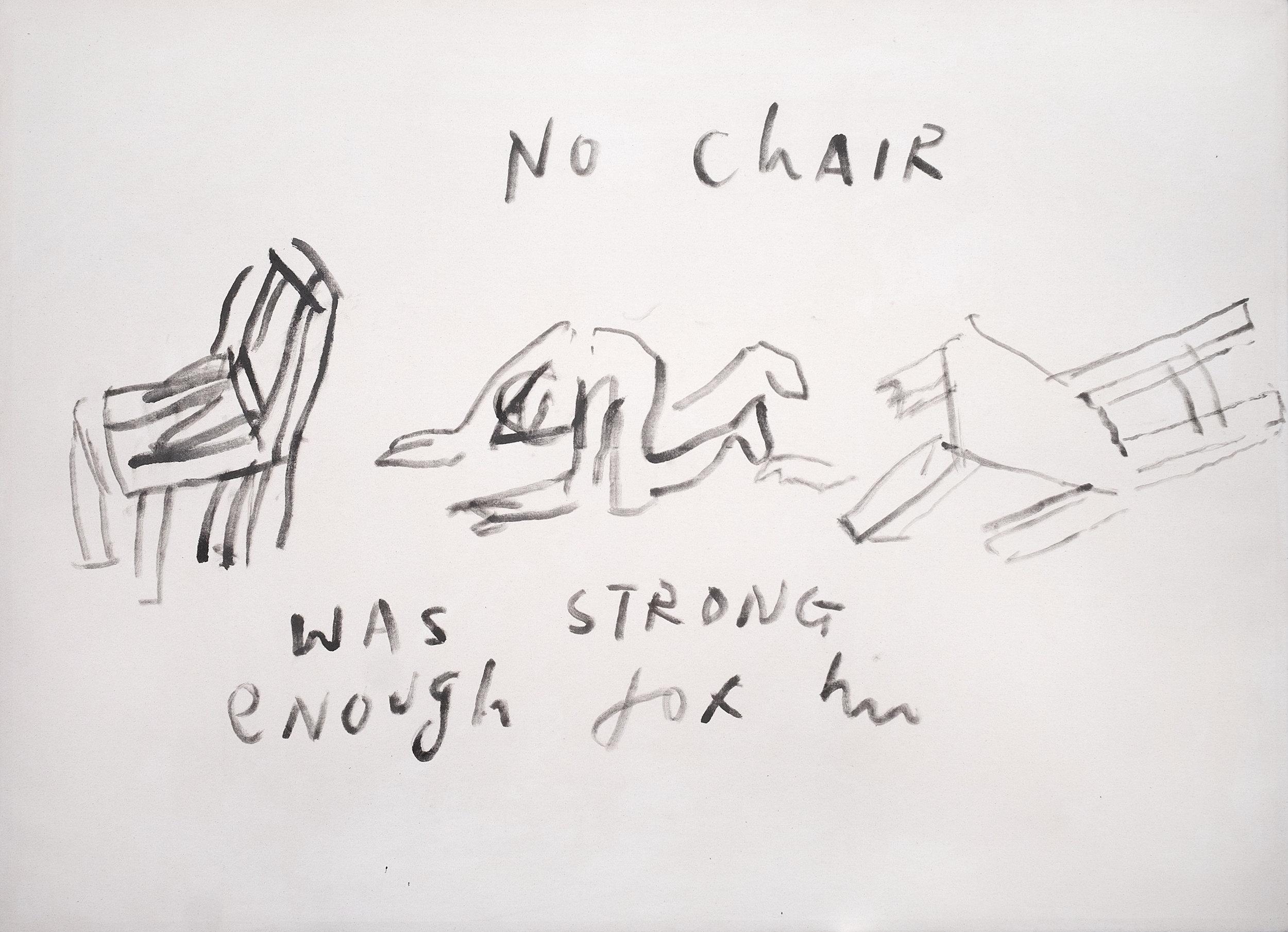 Tom Kreisler, No Chair Was Strong Enough