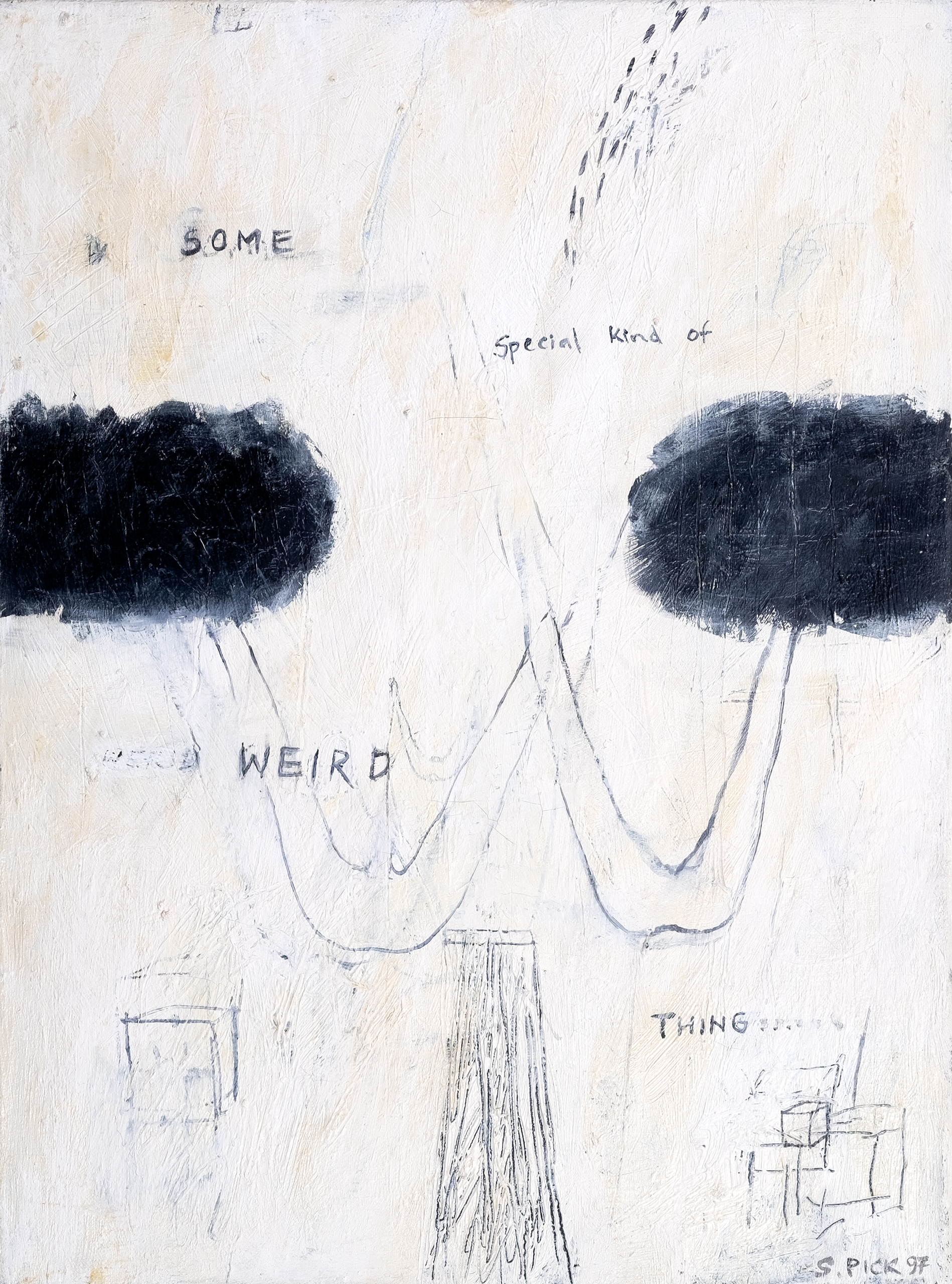 Seraphine Pick, Some Special Kind Of Weird Thing, 1997