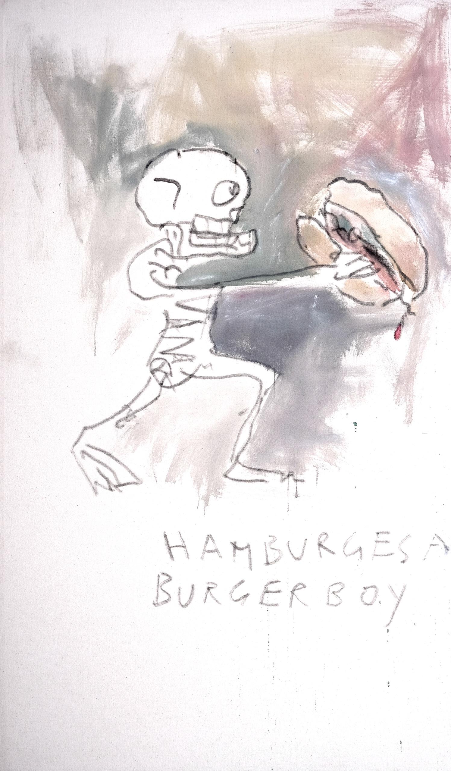 Tom Kreisler, Hamburgesa Burgerboy