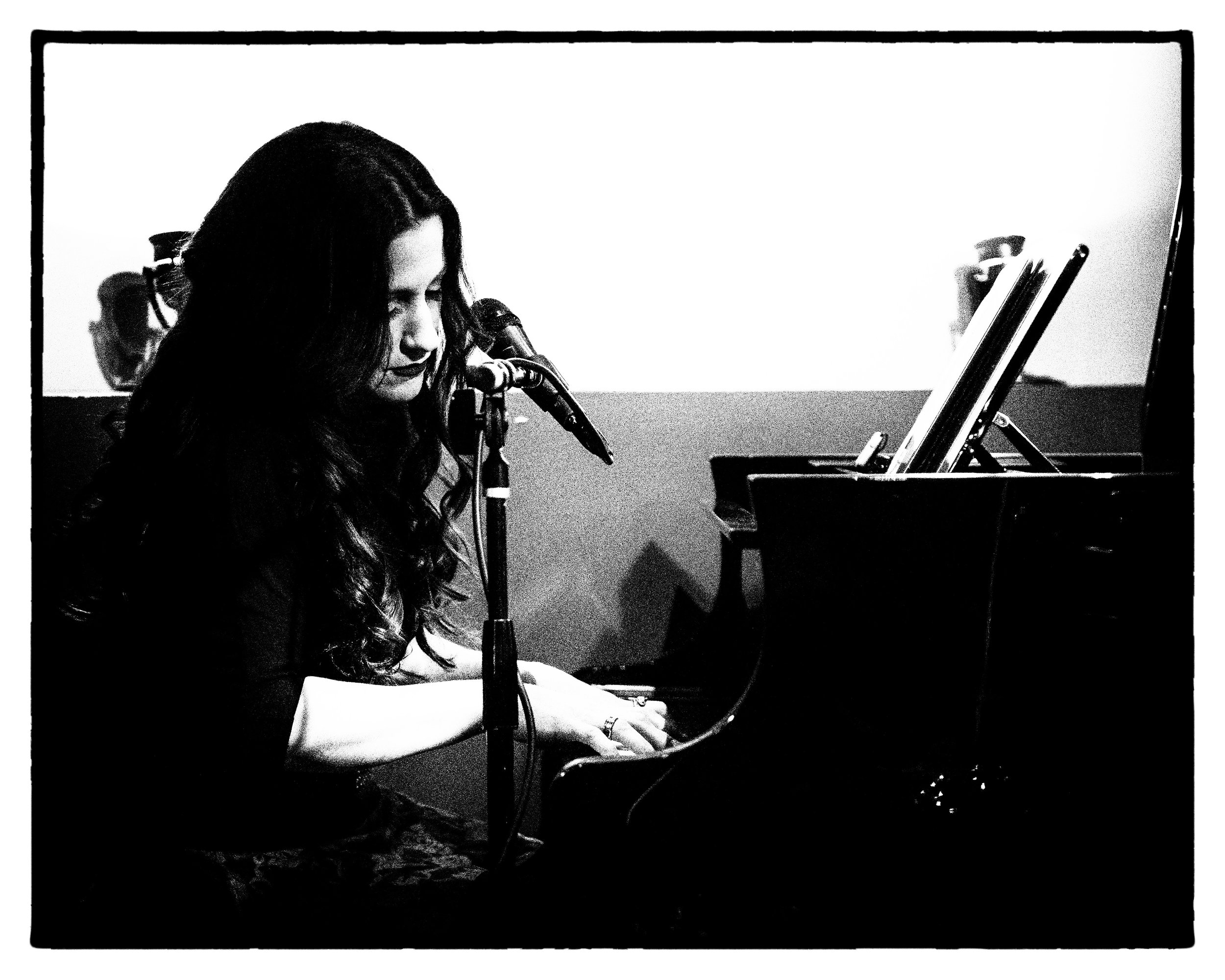 Rebecca De La Torre and Bohemian Insurgence perform at The Nash Jazz Phoenix.