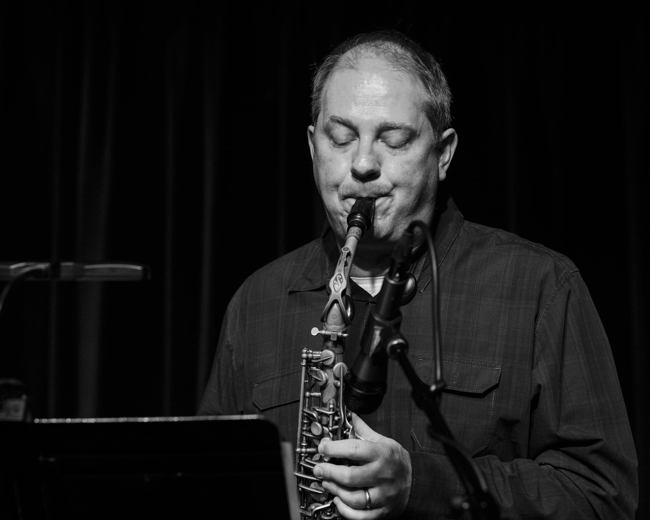 Eric Rasmussen Saxophone