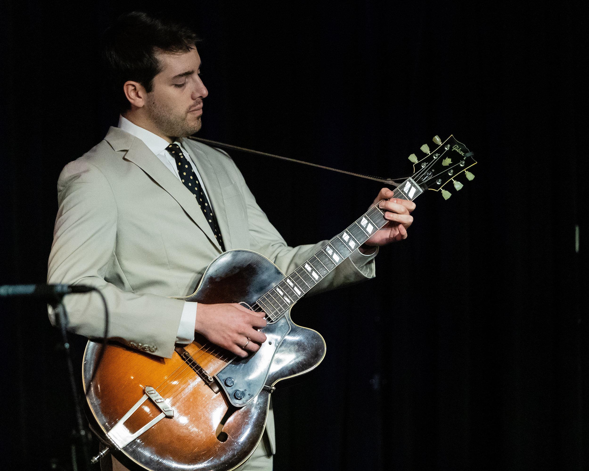 Felix Lemerle at The Nash Jazz Club