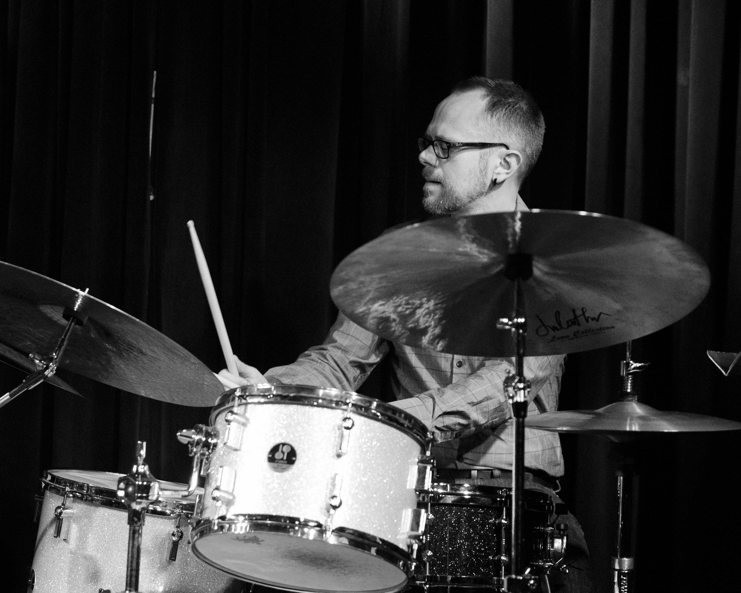 Union 32 playing Scandinavian Jazz at The Nash Jazz Club