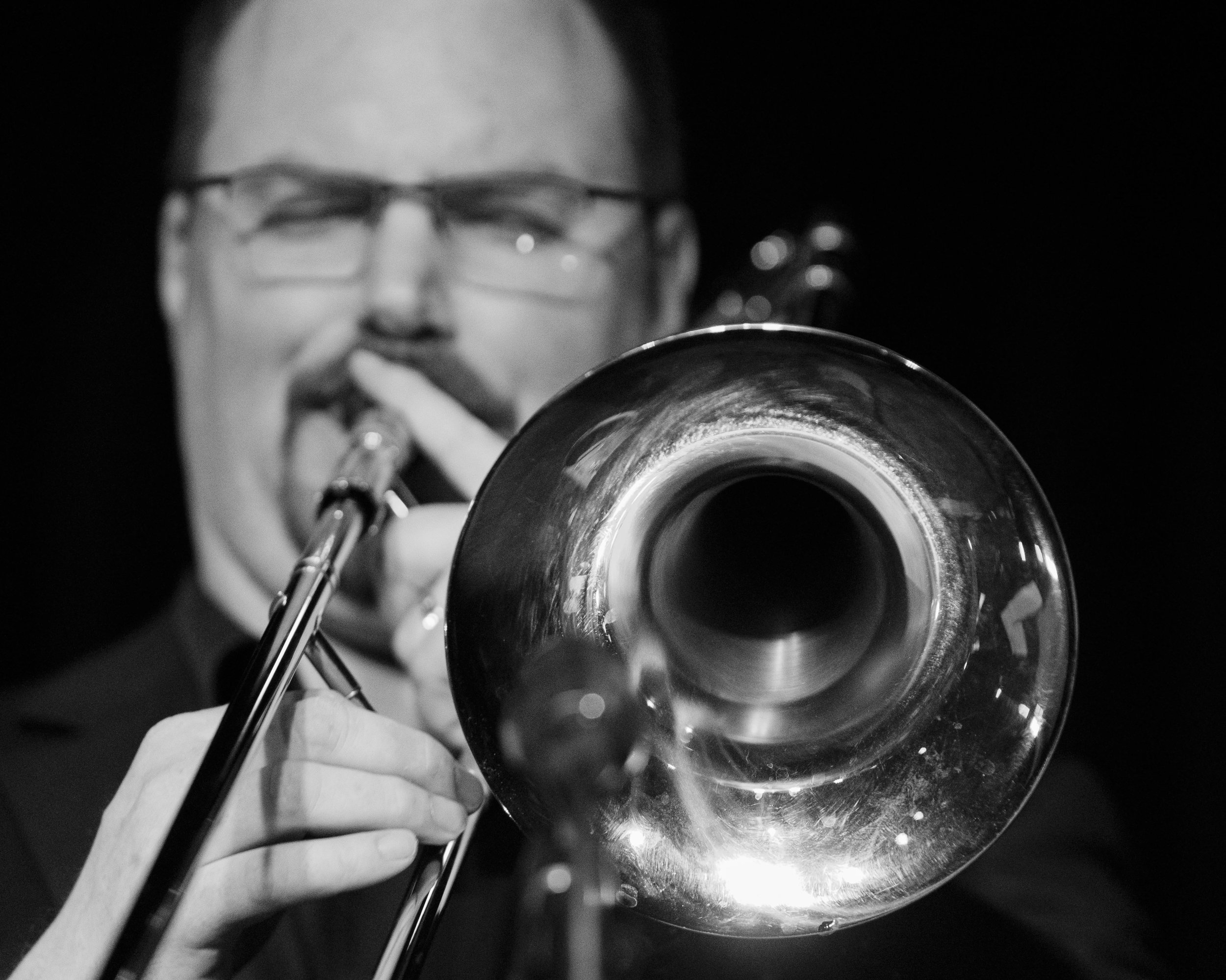 Matt Lennex and The Giants of Jazz at The Nash Jazz Club