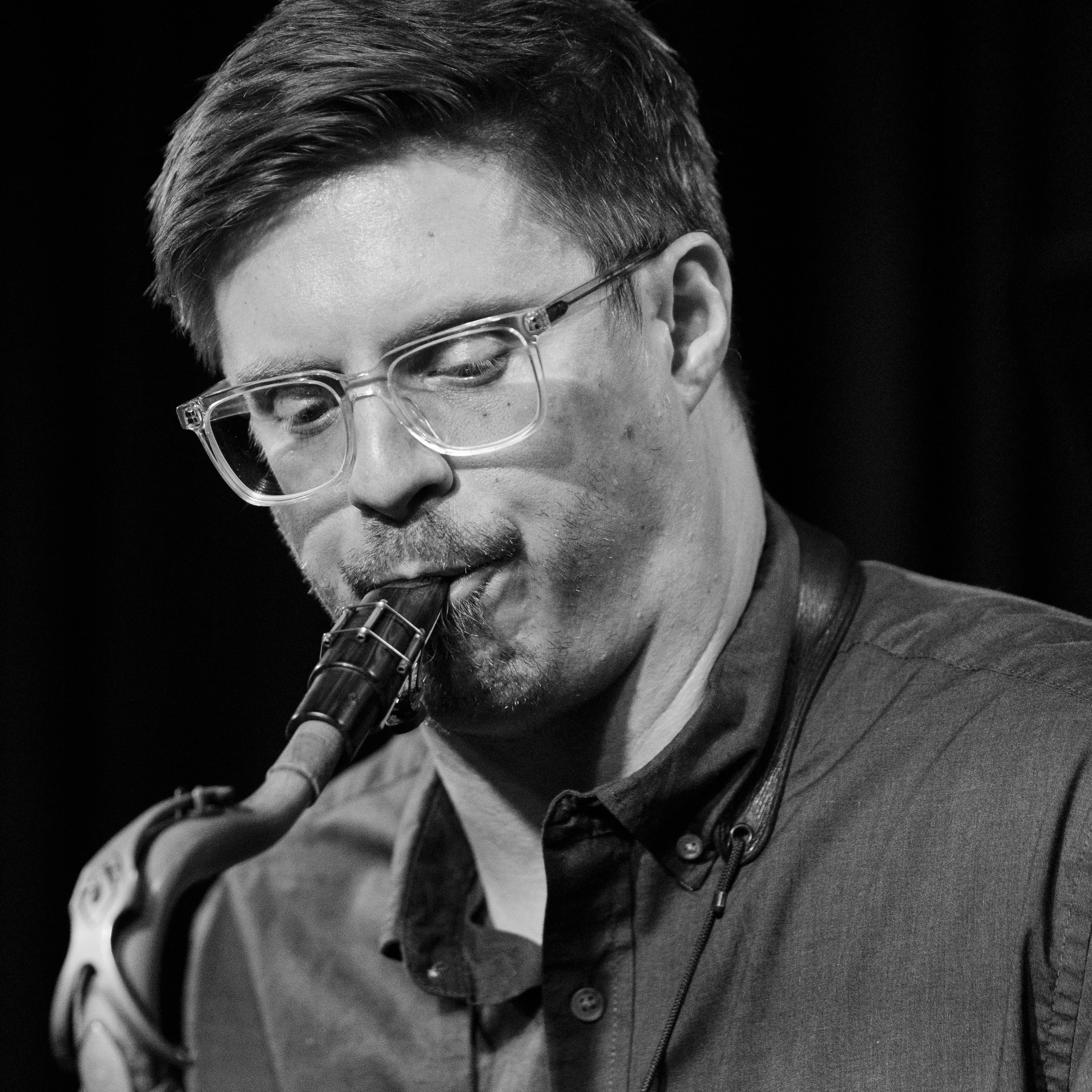 Adam Roberts with Matt Lennex and The Giants of Jazz at The Nash
