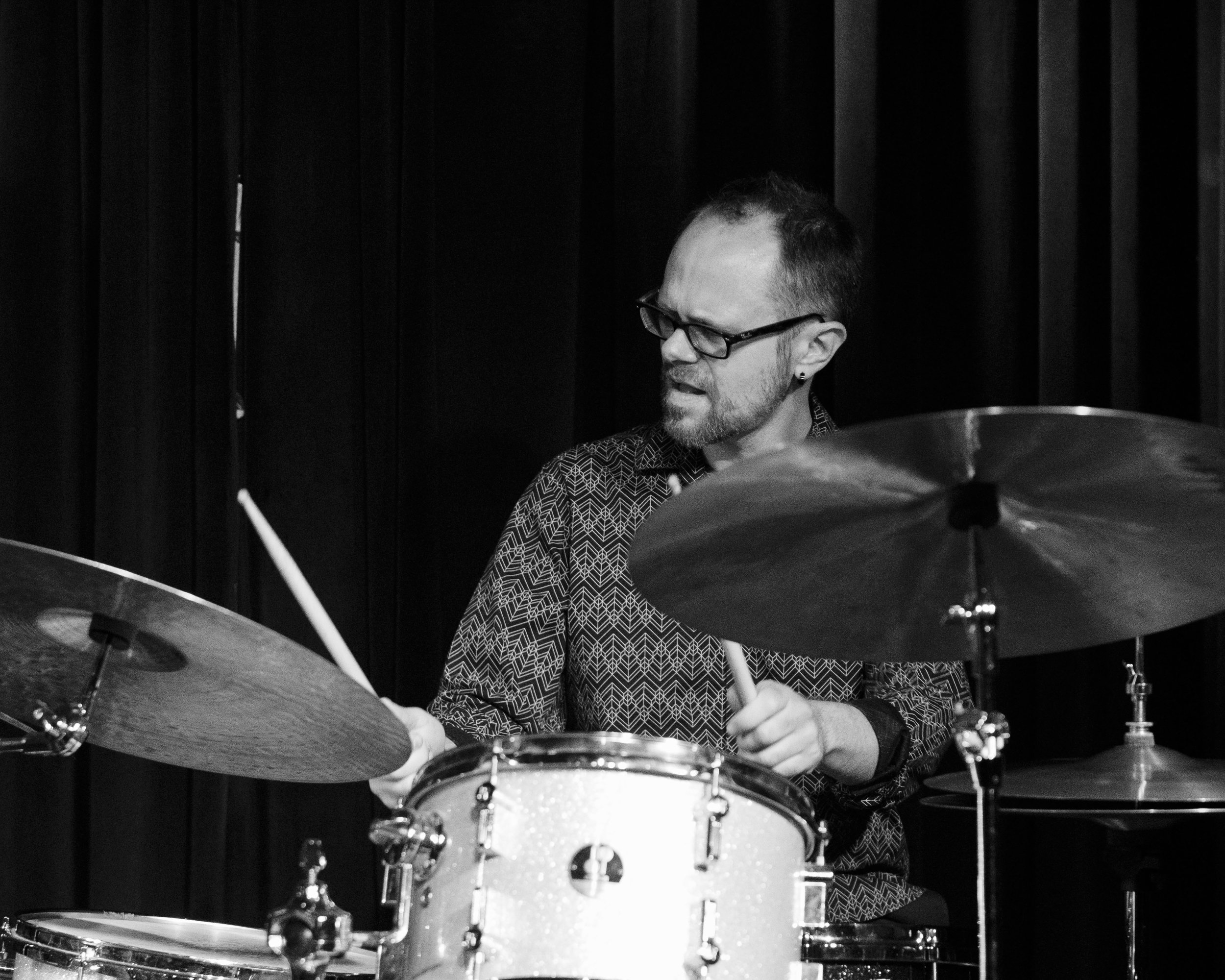 Ryan Anthony with Matt Lennex and The Giants of Jazz at The Nash