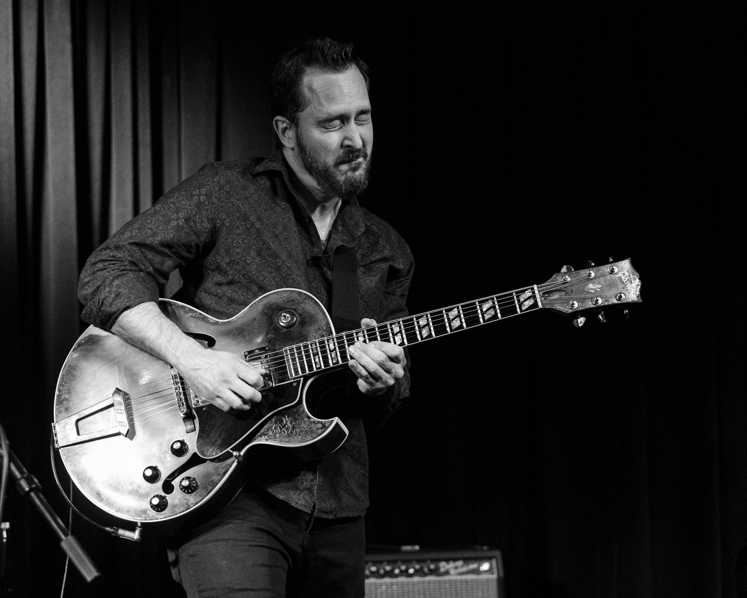 Jonathan Kreisberg Guitar