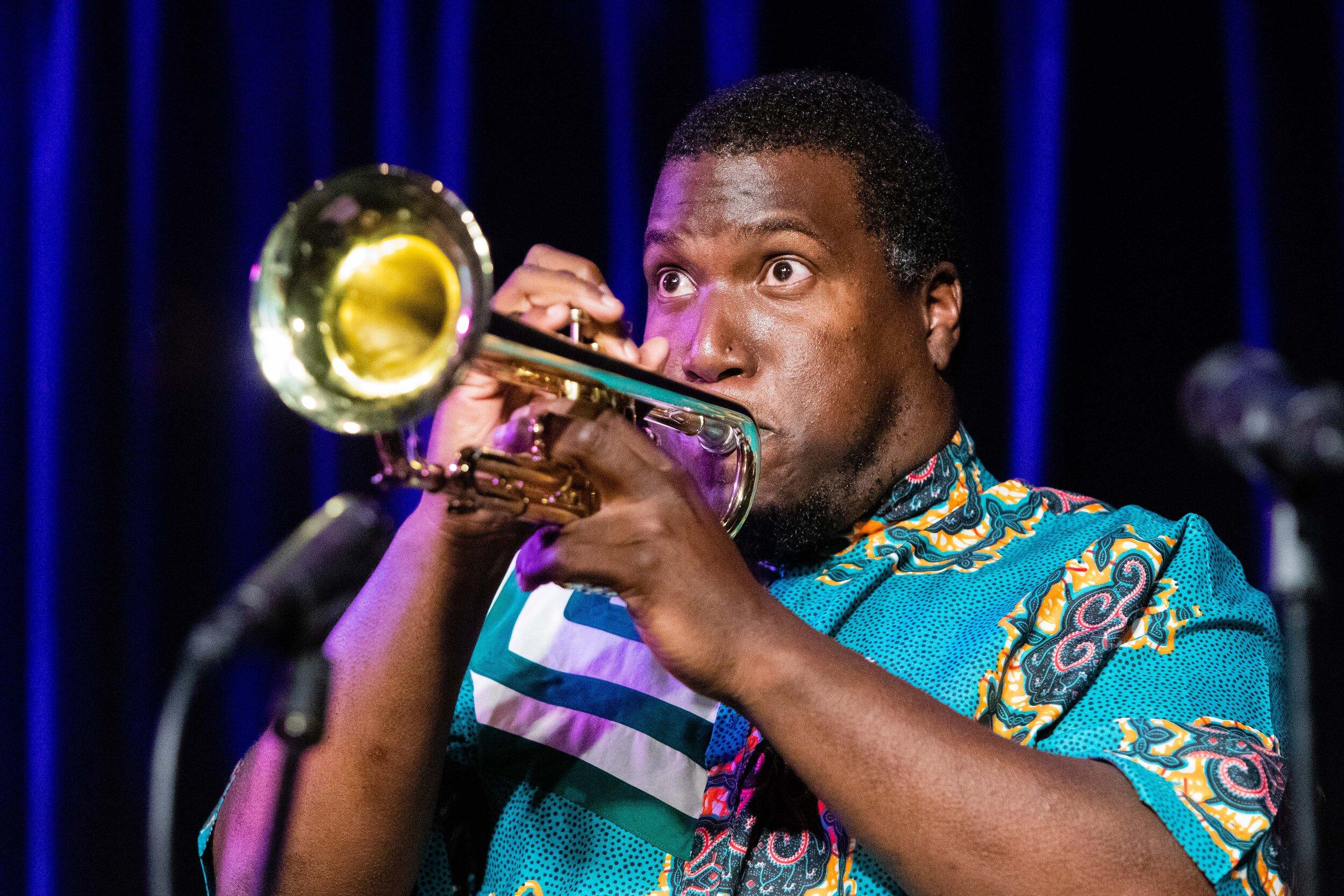 Josiel Perez Trumpet