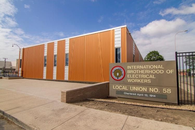 1st Place   Office Category       IBEW Local 58 Zero Net Energy Center   21% Energy Reduction