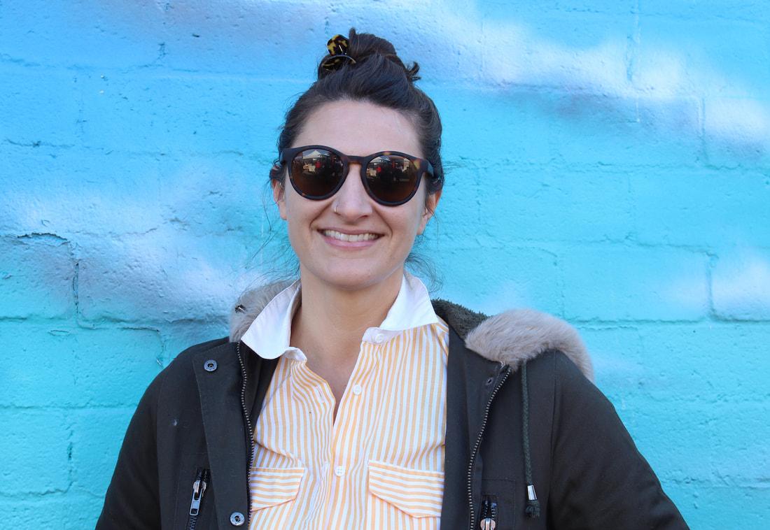 Sarah Matlin, market manager of the Phoenix Public Market's Open Air Market
