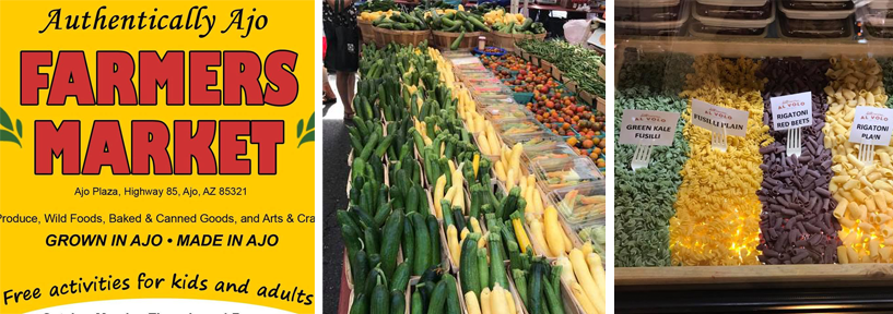 Photos courtesy Authentically Ajo Farmers Market