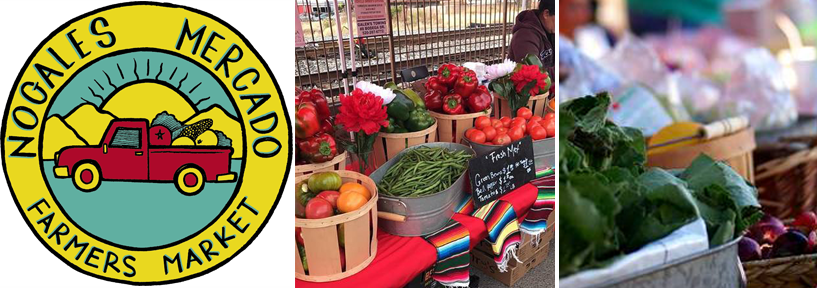 Photos courtesy Nogales Mercado Farmers Market