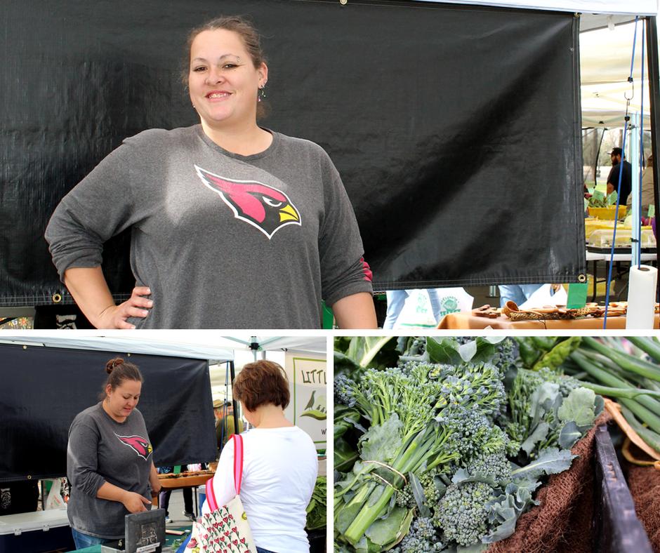 Crsytal McGraw // Uptown Farmers Market