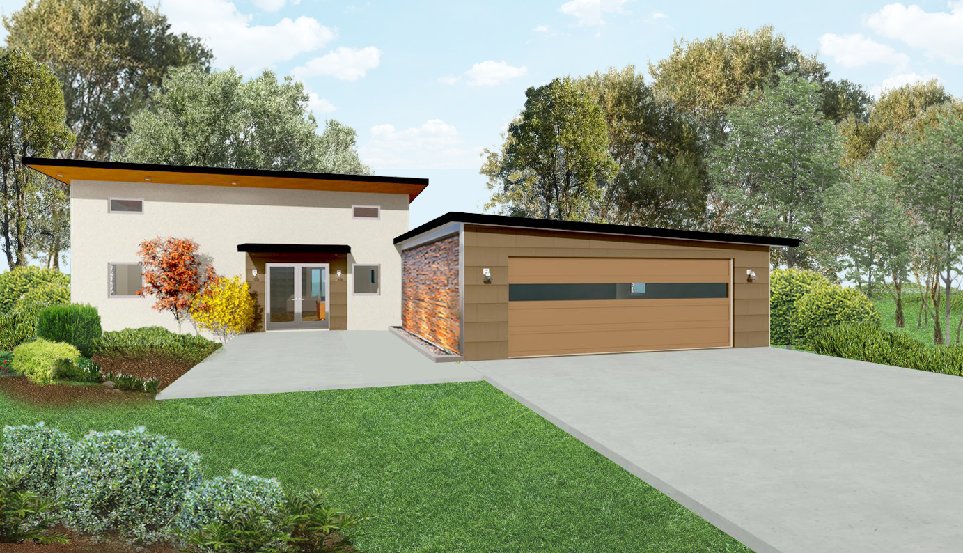 """Model Tee"" - 2851 sq. ft. - 3 bed, 2.5 bath, 2 car"