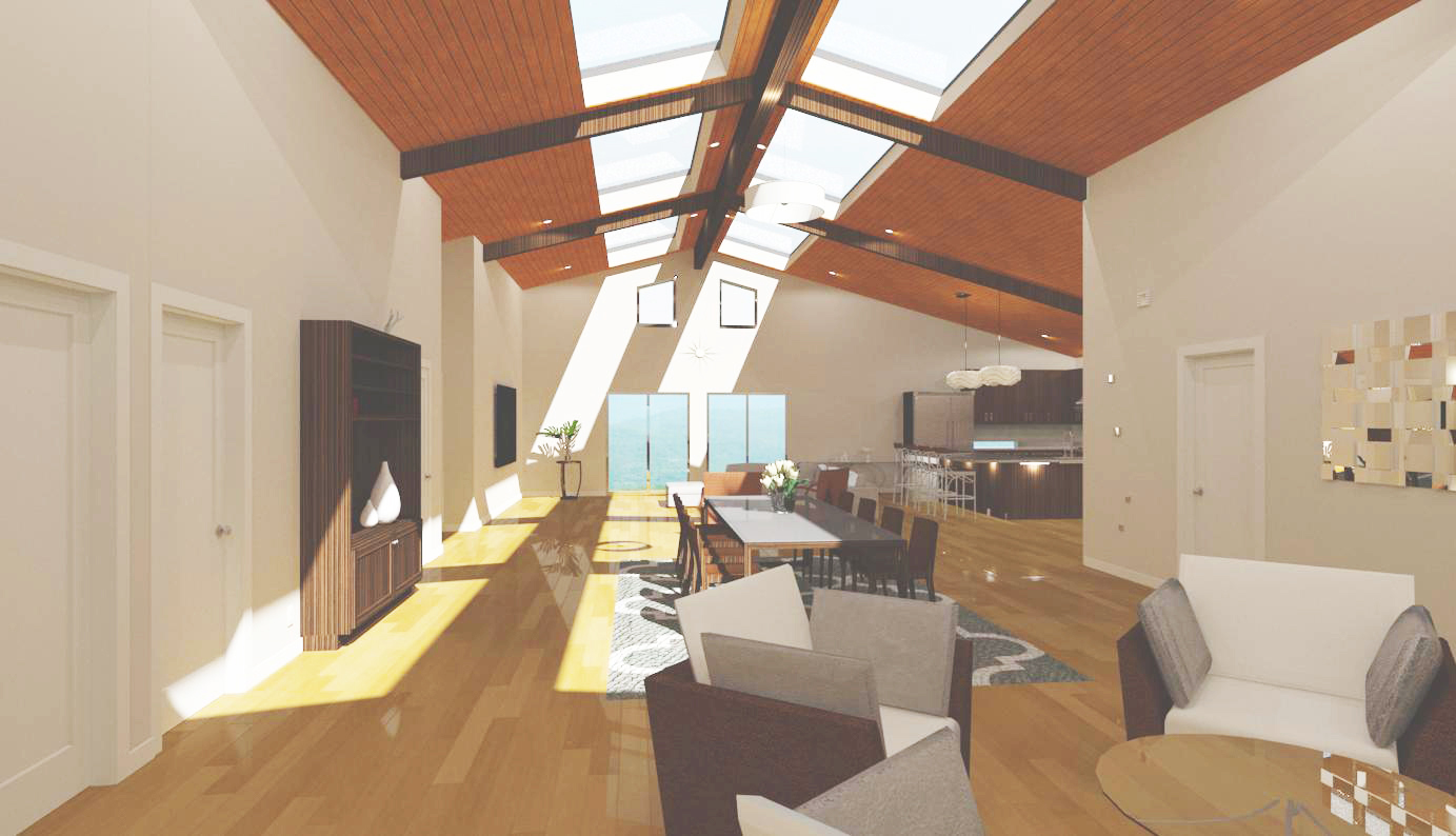 Great Room facing front