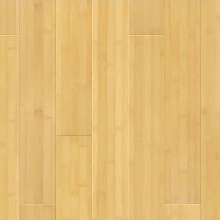 Flooring: Natural Bamboo Solid Hardwood