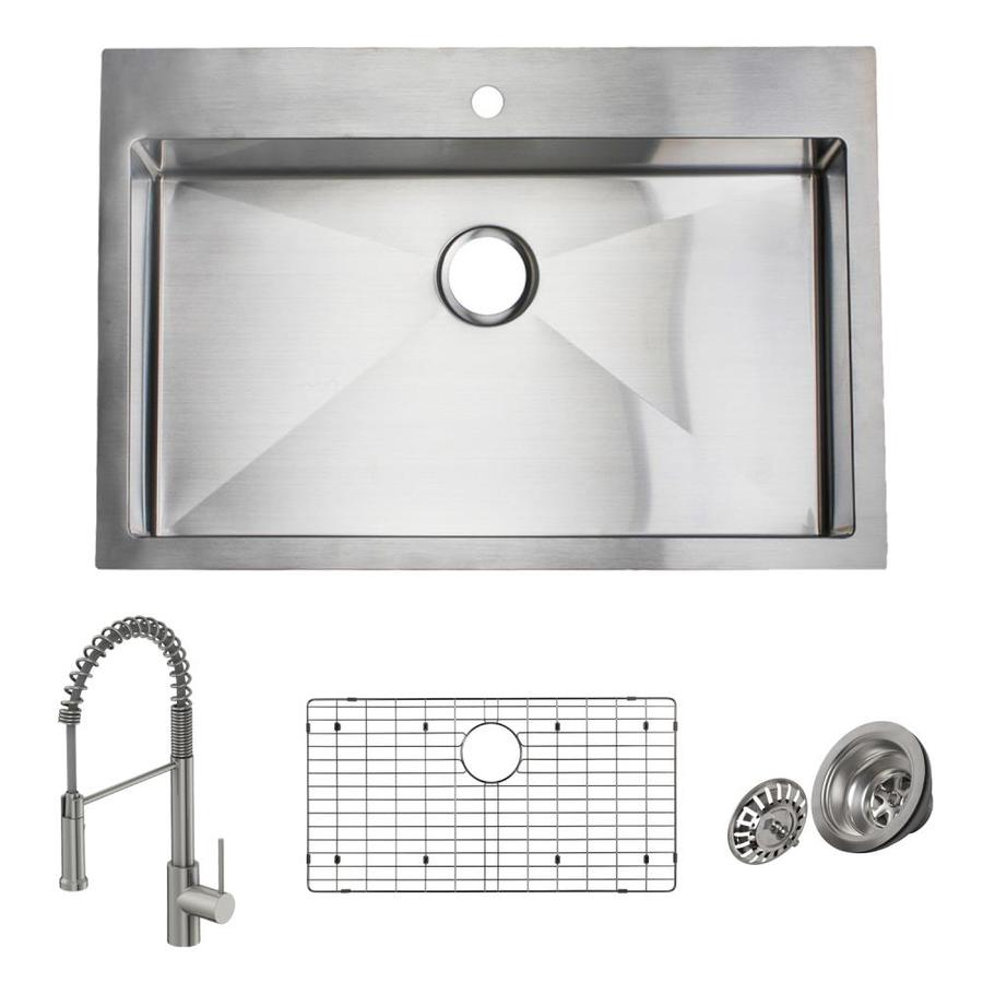 All-in-one Kitchen Sink