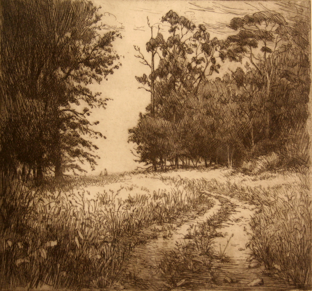 Meadow Road 9x9.5""