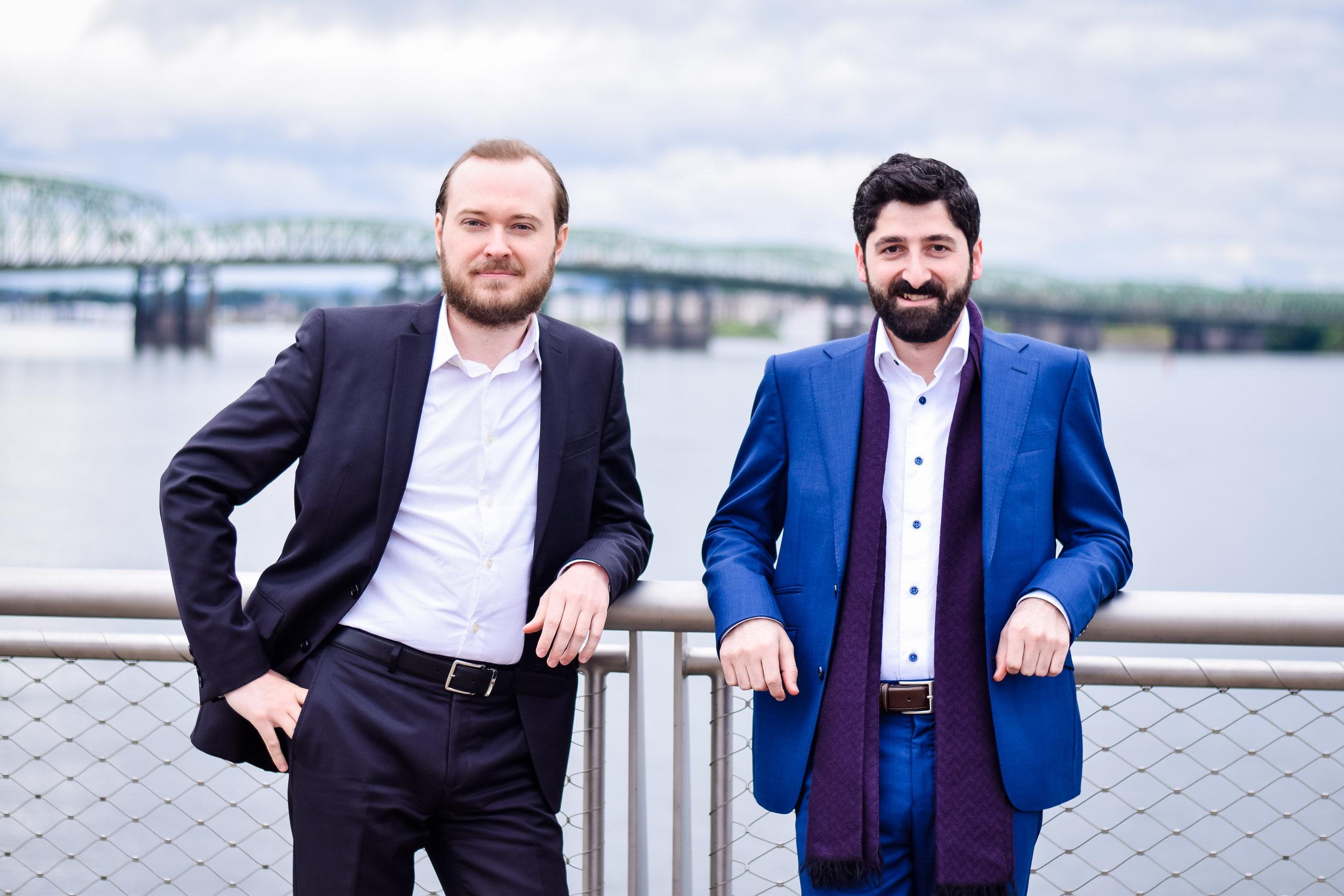 Anton Zotov and Dimitri Zhgenti - October 19, 2019
