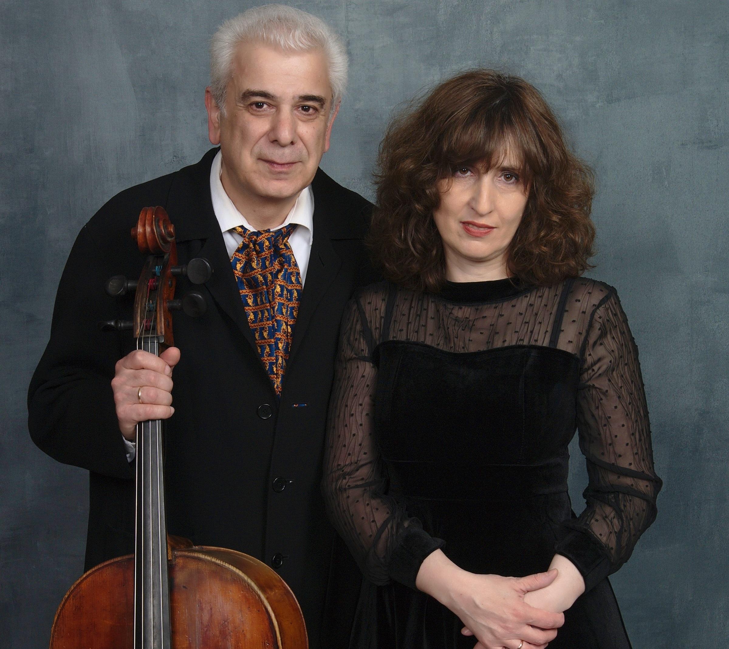 Ketevan Badridze And David Machavariani - January 18, 2020