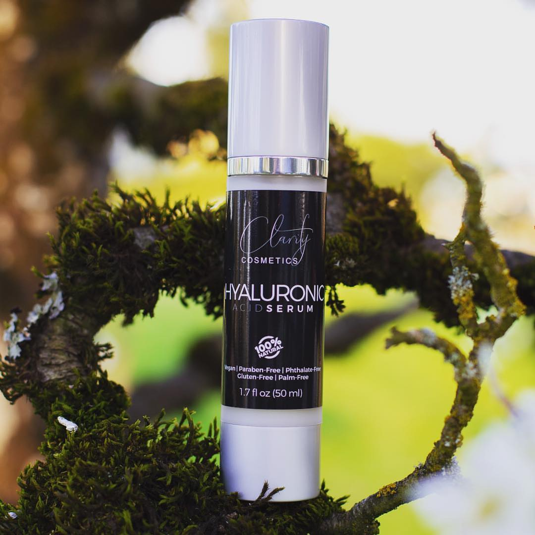 Hyaluronic Acid Serum    : Photo Courtesy of Clarify Cosmetics