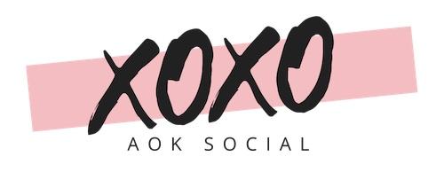 XOXO AOK
