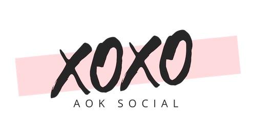XOXO AOK SOCIAL