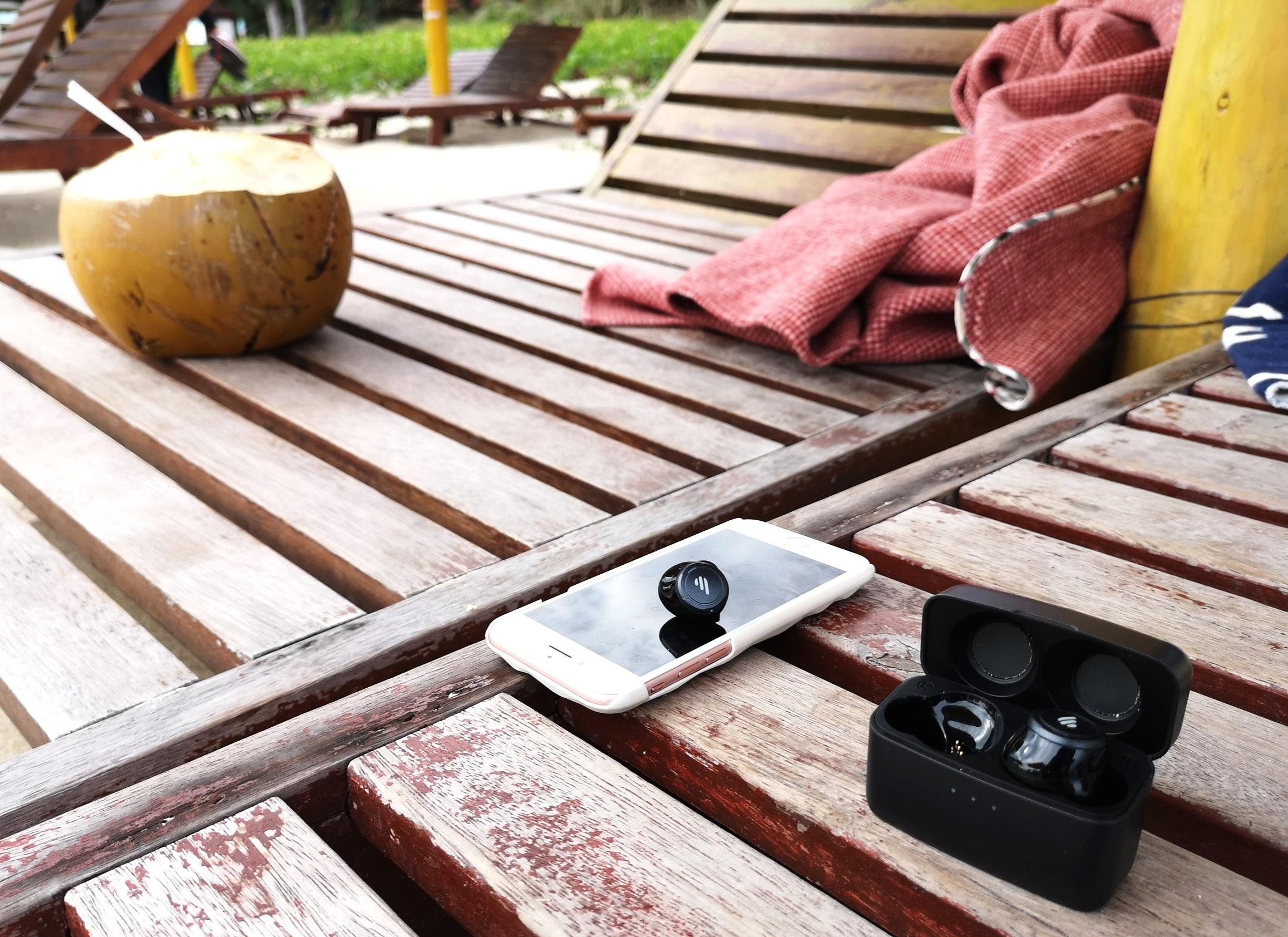 Edifier TWS5 True Wireless Bluetooth Earbuds