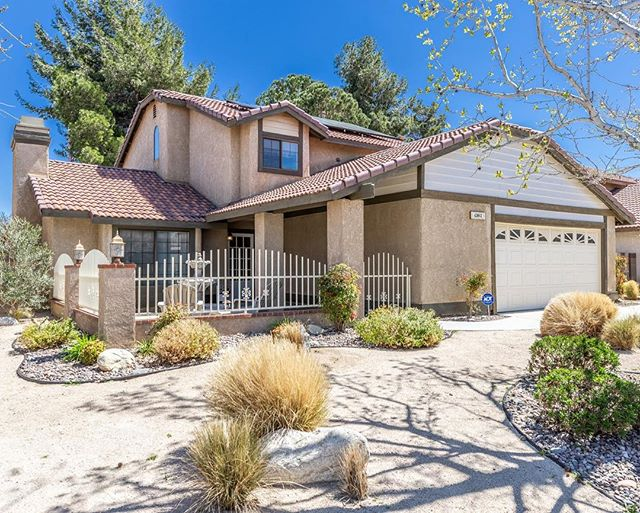 One of our new listings!  43862 Windsor Pl in Lancaster 4+3 pool home offered at $349,900!  Give us a call to see it 805-795-8920
